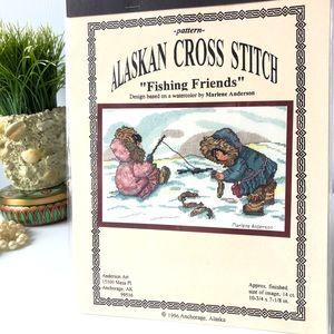 Other - Alaska Cross-stitch Pattern